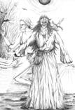 Karina - karta runy Sowilo