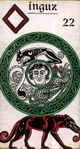 Tajemnicza karta runy Inguz